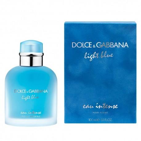 D&G LIGHT BLUE EAU INTENSE POUR HOMME EDP 100 ML (SIN CAJA)