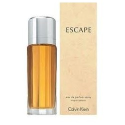 ESCAPE eau de perfume vaporizador 100 ml