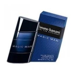 MAGIC MAN eau de toilette vaporizador 75 ml.