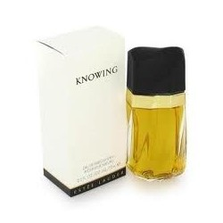 KNOWING eau de perfume vaporizador 75 ml