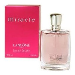 MIRACLE eau de perfume vaporizador 100 ml