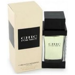CHIC MEN eau de toilette vaporizador 100 ml
