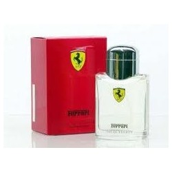 FERRARI RED eau de toilette vaporizador 75 ml