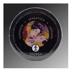 SHUNGA MASSAGE CANDLE SENSATION 200 ml