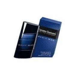 MAGIC MAN eau de toilette vaporizador 50 ml