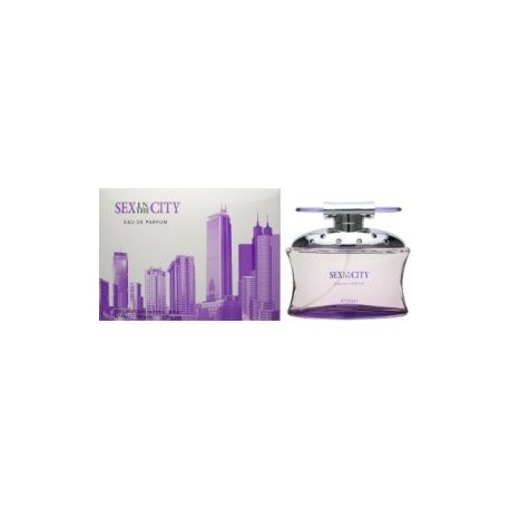 Sex in the city lust perfume