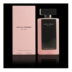 NARCISO RODRIGUEZ gel de ducha 200 ml
