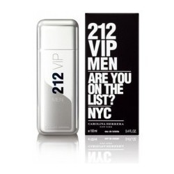 Perfume C.Herrera 212 VIP men 50 ml vaporizador