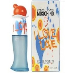 MOSCHINO CHEAP & CHIC I LOVE LOVE EDT VAPO 100 ML