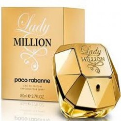 LADY MILLION eau de perfume vaporizador 80 ml