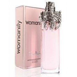 WOMANITY eau de perfume vaporizador refillable 80 ml