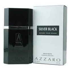 SILVER BLACK EDT VAPO 100 ML