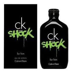 C.K. ONE SHOCK HIM EDT VAPO 100 ML