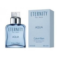 ETERNITY MEN AQUA EDT VAPO 100 ML