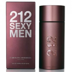 212 SEXY MEN EDT VAPO 100 ML