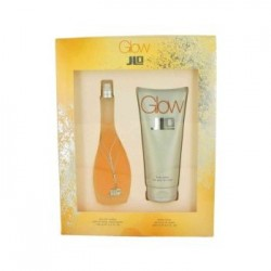 GLOW SET EDT 100 ML + BODY LOTION 200 ML
