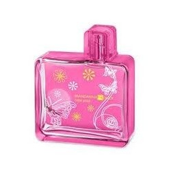 MANDARINA CUTE PINK EDT VAPO 100 ML ( TESTER )