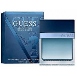 GUESS SEDUCTIVE HOMME BLUE EDT VAPO 100 ML