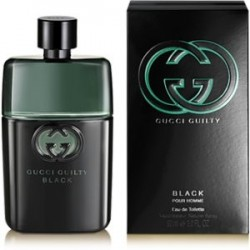 GUCCI GUILTY BLACK POUR HOMME EDT VAPO 100 ML (TESTER)