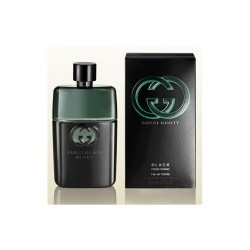 GUCCI GUILTY POUR HOMME BLACK EDT VAPO 90 ML