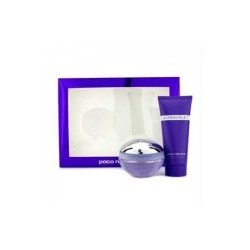 PACO RABANNE ULTRAVIOLET EDP 80 ML + BODY LOTION 100 ML SET