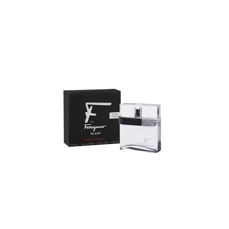 F by Ferragamo Pour Homme Black EDT VAPO 100 ML