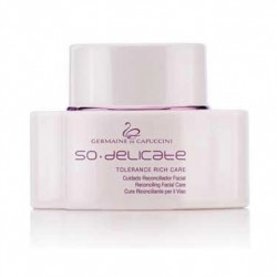 SO DELICATE Rich Care Crema Piel Seca - G.Capuccini - 50ml