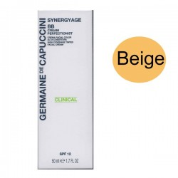 SYNERGYAGE BB Crema Perfectionist BEIGE - G.Capuccini - 50ml