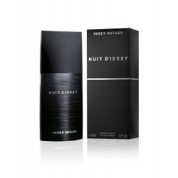 ISSEY MIYAKE NUIT D´ISSEY EDT 125 ML