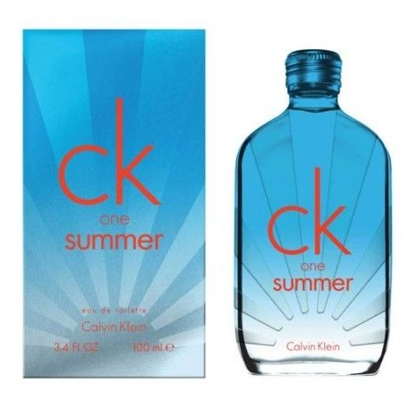 CK ONE SUMMER EDT VAPO. 100 ML