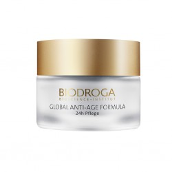 BIODROGA GLOBAL ANTI AGE CREMA 24 HORAS PIELES MADURAS 50 ML