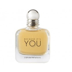 EMPORIO ARMANI BECAUSE IT'S YOU SHE EDP VAPO 100 ML