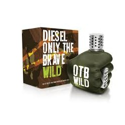 DIESEL ONLY THE BRAVE WILD EDT VAPO 125 ML