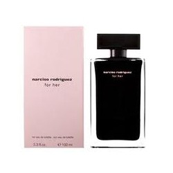 NARCISO RODRIGUEZ EDT VAPO FOR HER 100 ML ( SIN CAJA )