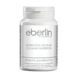 EBERLIN PROBIOTIC SLIM REDUCTOR 60 CAPSULAS