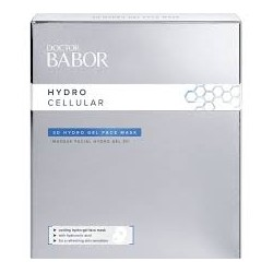 3D Hydro Gel Face Mask 4 UNIDADES DOCTOR BABOR