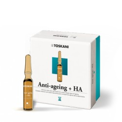 Anti-Ageing + HA Ampoules 15 X 2 ML TOSKANI