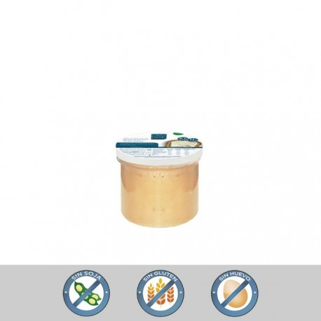 Mousse de atún, anchoa y pimiento (1u) MEDIKALPRO