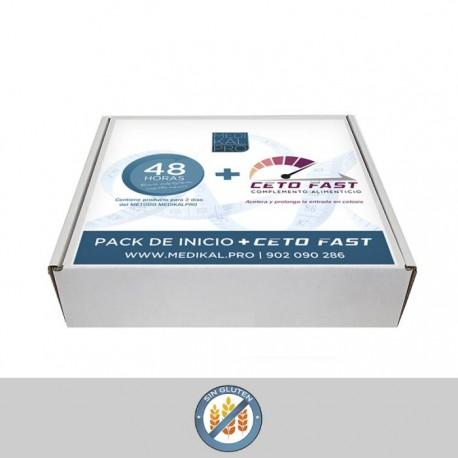 Pack inicio + Ceto Fast MEDIKALPRO