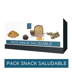 PACK SNACK SALUDABLE MEDIKALPRO