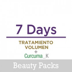 Beauty Pack 7 Days Volumen + Cúrcuma MEDIKALPRO