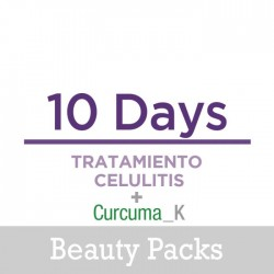 Beauty Pack 10 Days Celulitis + Cúrcuma MEDIKALPRO