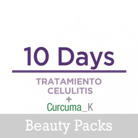 Beauty Pack 10 Days Celulitis + Cúrcuma MEDIKALPRO