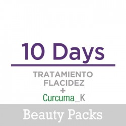 Beauty Pack 10 Days Flacidez + Cúrcuma MEDIKALPRO