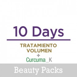 Beauty Pack 10 Days Volumen + Cúrcuma MEDIKALPRO