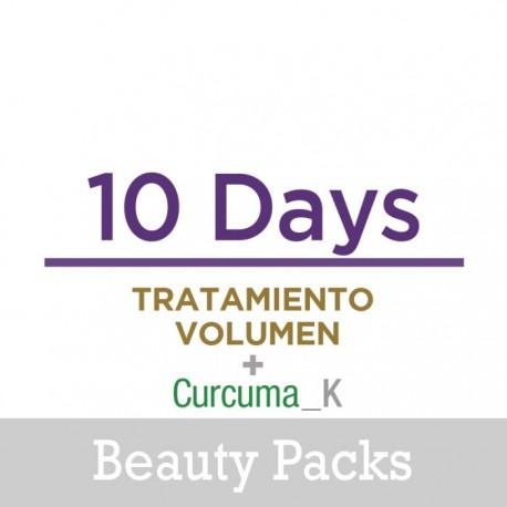 Beauty Pack 10 Days Volumen + Cúrcuma MEDIKALPRO