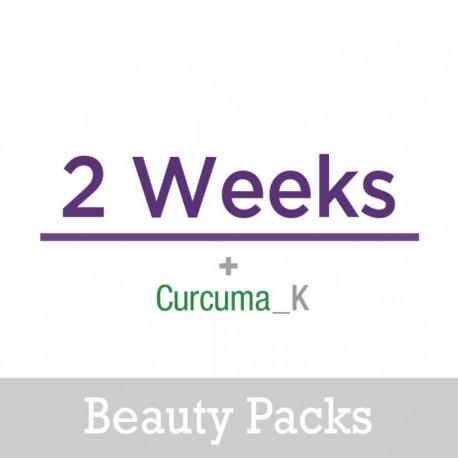 Beauty Pack 2 Weeks + Cúrcuma MEDIKALPRO