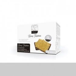 Galletas de mantequilla y chocolate con leche (5uds) MEDIKALPRO