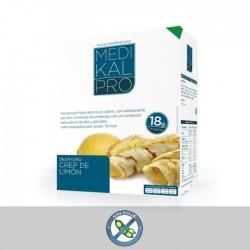 Crep de limón (7uds) MEDIKALPRO