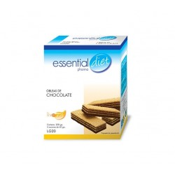OBLEAS DE CHOCOLATE ESSENTIAL DIET